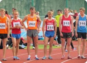 Тверские спортсмены на командном чемпионате России