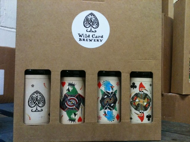 Wild Card Brewery gift pack
