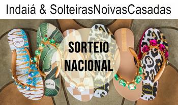 SORTEIO NACIONAL COM A INDAIÁ. Clique e participe!