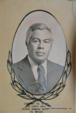 Profr. Ramiro Muñoz Cantú