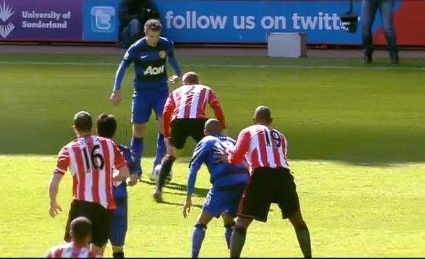 Robin van Persie, Sunderland - Manchester United