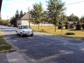Pappe (Trabant) in Ungarn