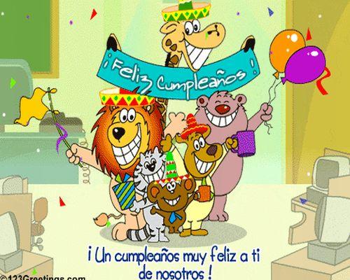 Cortos mensajes de cumpleaños con saludos para felicitar