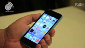 iPhone5C Powered-On Video CtecCN