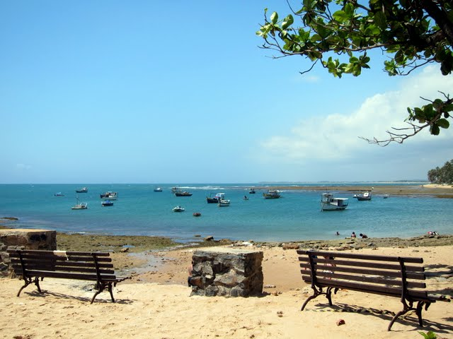 Praia do Forte in Bahia