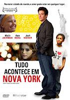 Resenha e cartaz do filme Tudo Acontece em Nova York (Happythankyoumoreplease), de Josh Radnor