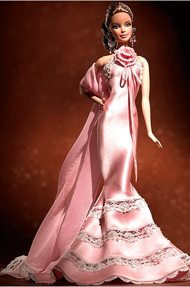 Badgley Mischka Barbie