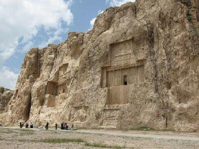 Гробница Дария III