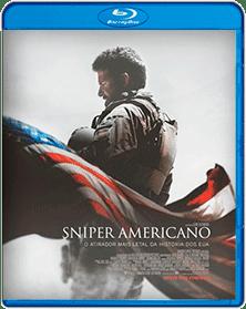 Sniper Americano Poster BluRay