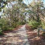 Currie Road Track (127537)