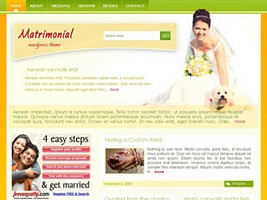 Matrimonial WP Theme