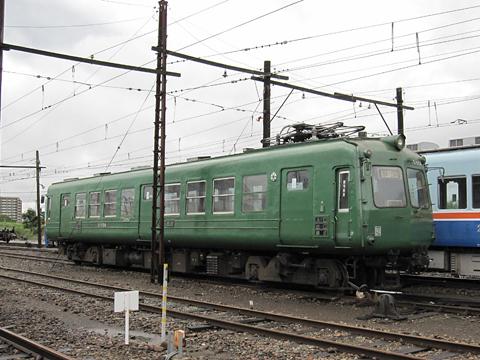熊本電気鉄道 5000系電車