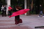 Foto de una exhibición de Danza del Vientre