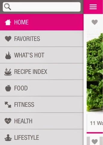 Low Calorie Meal App