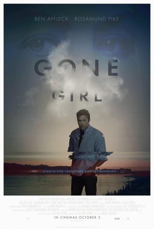 Poster Of English Movie Gone Girl (2014) Free Download Full New Hollywood Movie Watch Online At alldownloads4u.com