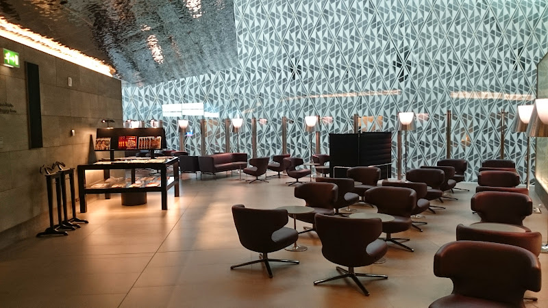 DSC 5019 - REVIEW - Qatar Al Mourjan Business Class Lounge, Doha (September 2014)