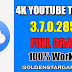 4K YouTube to MP3 3.7.0.2852 License Key Full Version 2019 + Portable (100% Working)
