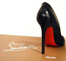 Dr. Sous: The mystery behind red sole heels?