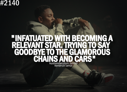 Money Trees Kendrick Lamar Quotes. QuotesGram