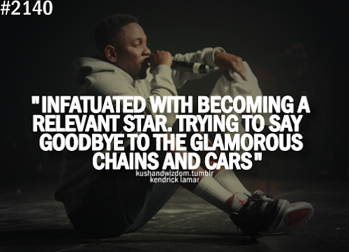 Kendrick Lamar Quotes About Love Kendrick Lamar Quotes About