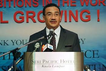 Enam dari MCA dan Gerakan dilantik menteri kabinet baru