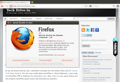 How to Install Firefox 4 in Ubuntu Maverick, Lucid the Right Way