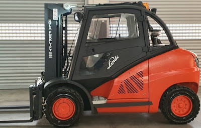 Linde H40D H45D xe nâng diesel 4 4.5t