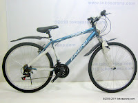 1 Sepeda Gunung BEST FRIEND DAKOTA 18 Speed 26 Inci