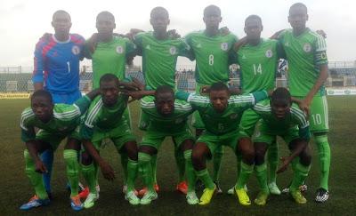 Golden Eaglets Qualify For Niger 2015 on 6-2 Aggregate