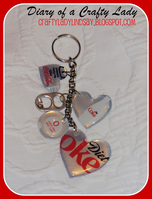 Soda Can Keychain | Cute Recycle Soda Cans To DIY And Sell | DIY Projects