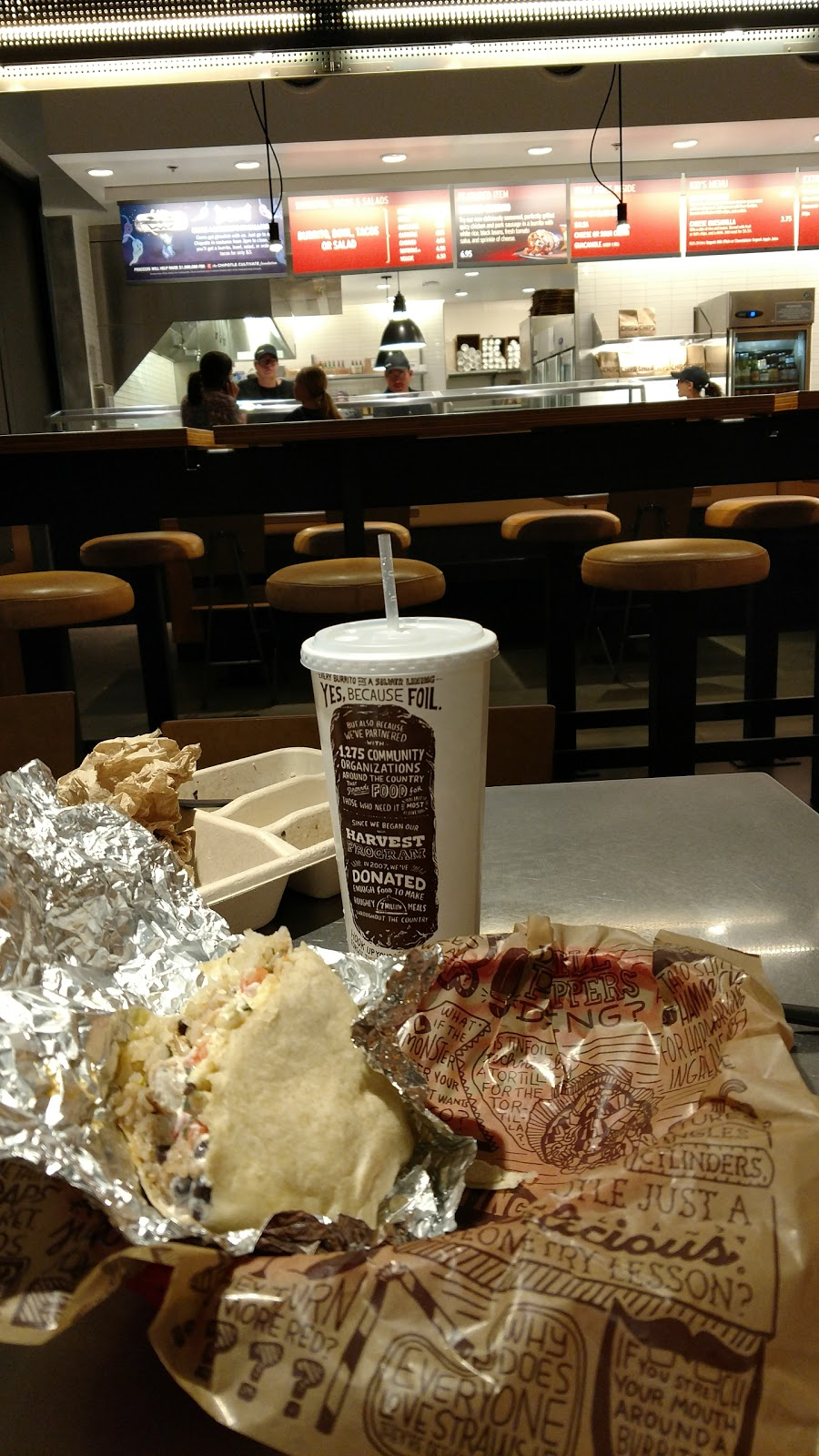 chipotle grill ececutive summary A top chipotle mexican grill inc marketing executive might have been driven to drugs as the fast-food chain's brand was tarnished by health scares at the burrito restaurants.