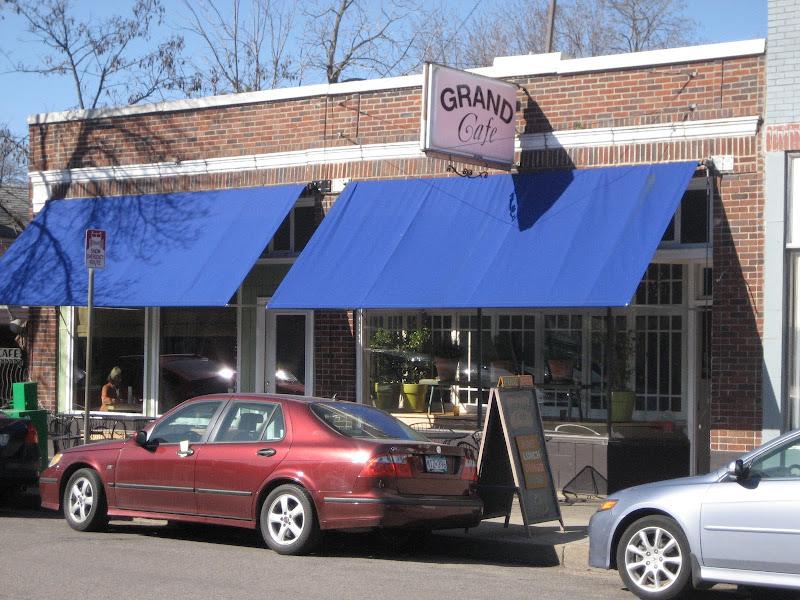 明尼蘇達州Minneapolis-樸實低調的百分百美食Grand Cafe