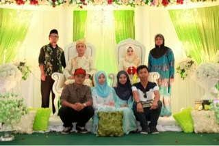 Wedding k farah JB part 2