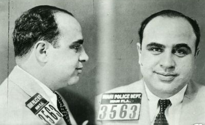 the criminal empire the al capone had built in new york Style and criminal behavior of al capone  of the coldest years on record in new york  lawlessness existed but capone had built an empire were he was.