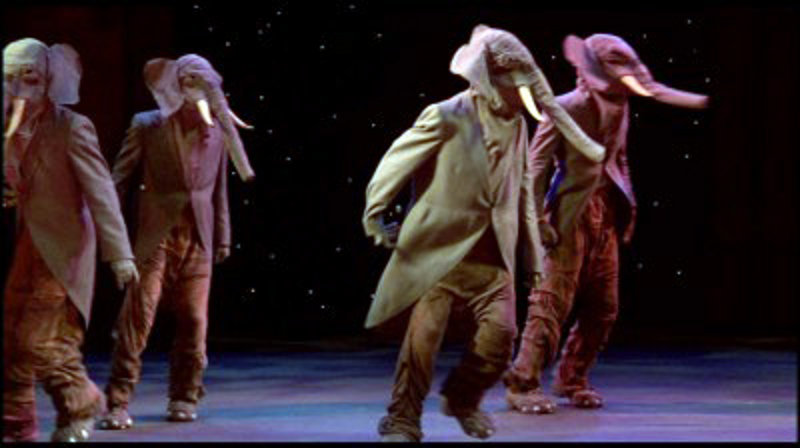 The Tall Guy - Elephant! The Musical