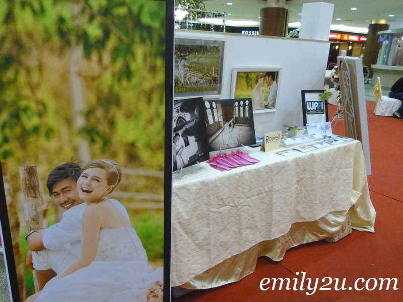 bridal show Kinta City Ipoh
