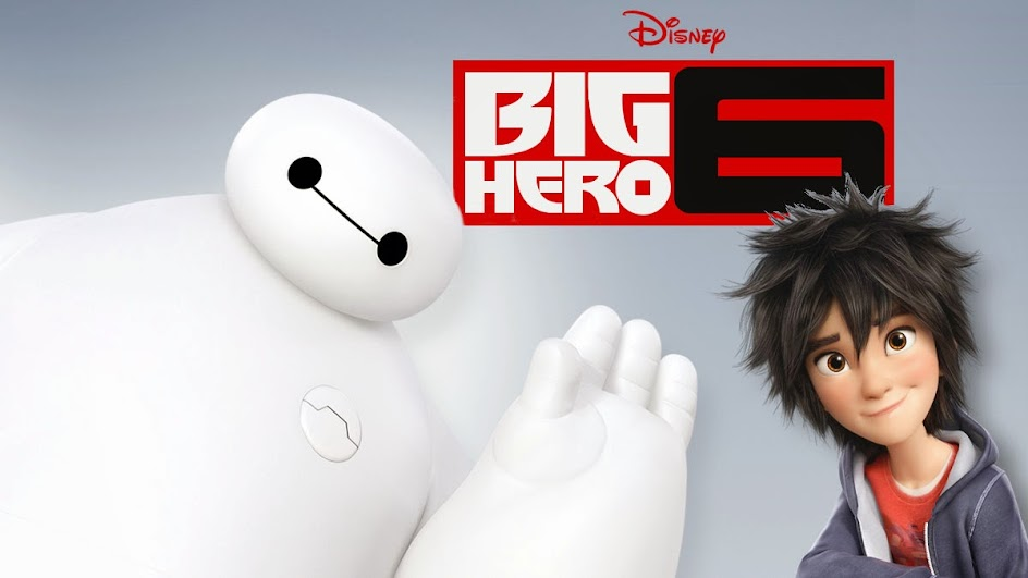 Big Hero 6 (2014) | Everything Express