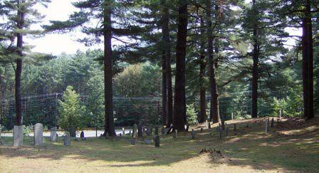 Old Pine Tree Cemetery