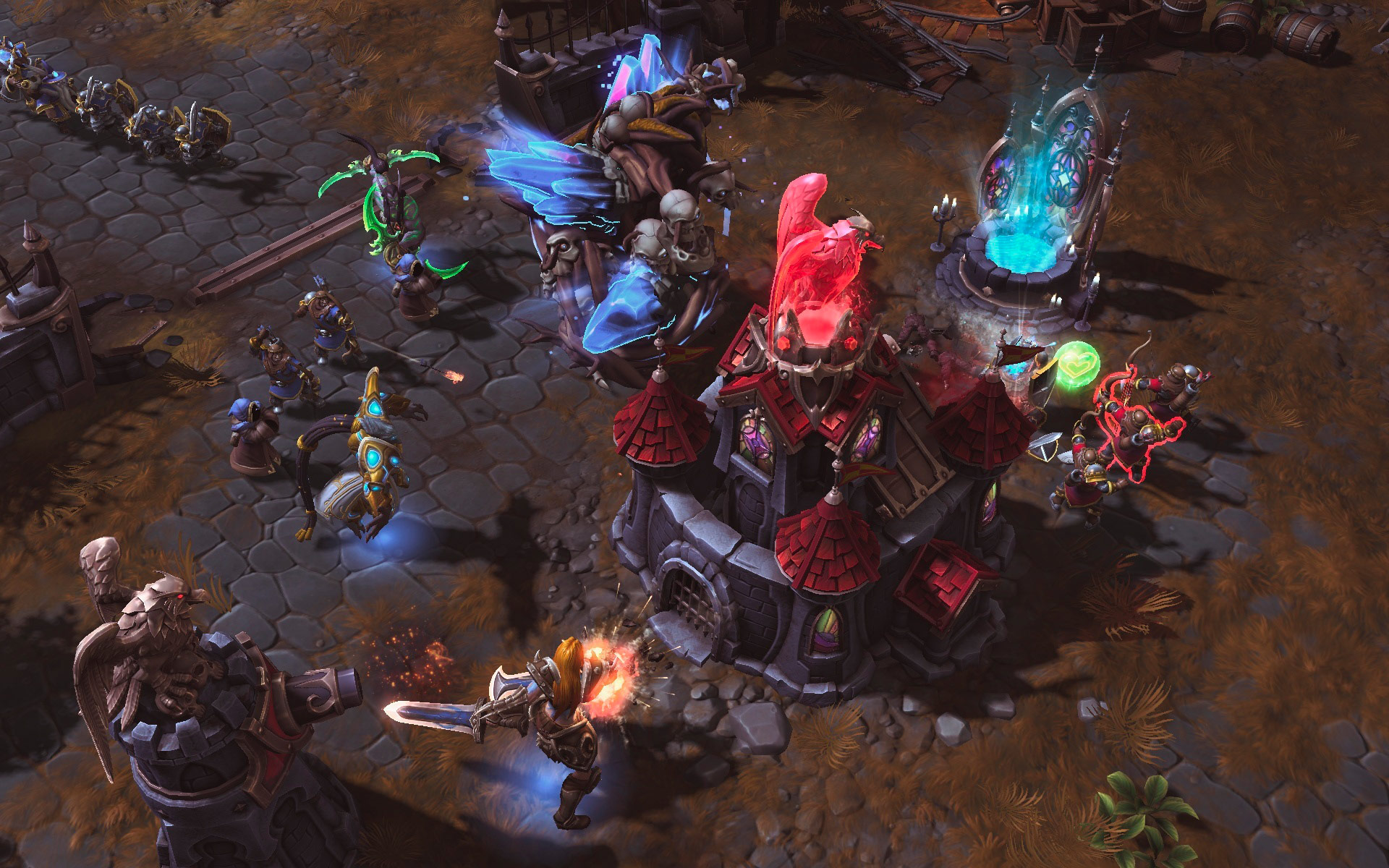 Heroes of the Storm: MOBA của Blizzard lộ diện 3