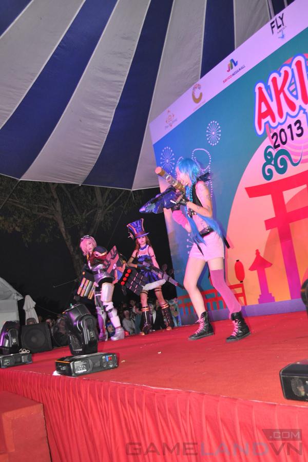 Cosplay Liên Minh Huyền Thoại tràn ngập Aki Matsuri 10