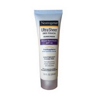 Kem chống nắng mini Neutrogena Ultra Sheer thương hiệu số 1 của Mỹ