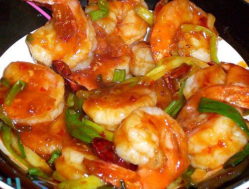 Indonesian hot spicy shrimp recipe easy yummy recipes forumfinder Gallery