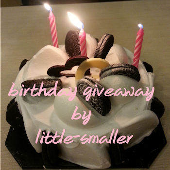 http://little-smaller.blogspot.com/2014/10/birthday-giveaway_24.html