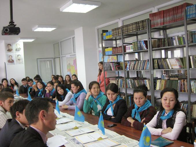 лучшие вузы в Алматы