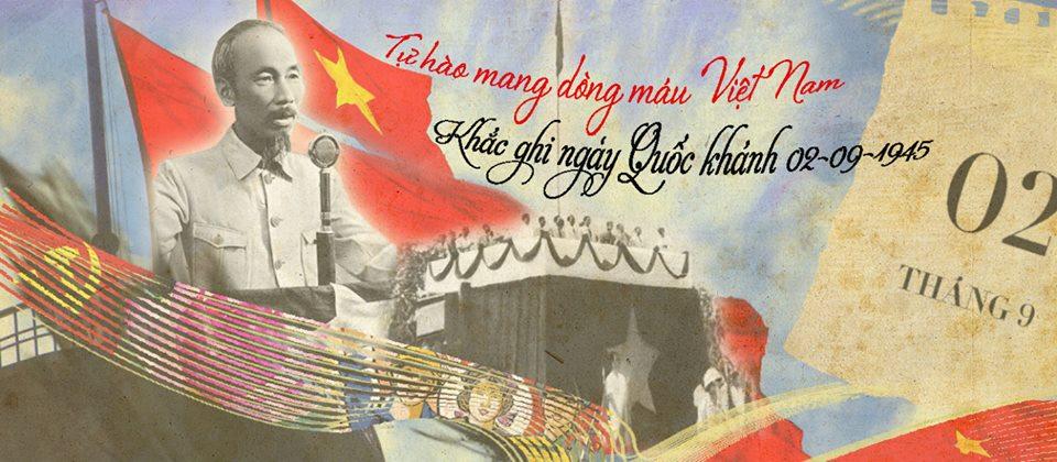 Ảnh bìa Quốc Khánh đẹp nhất
