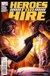 Heroes for Hire #3 - Comic of the Day