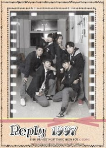 Reply 1997 - Reply 1997 poster