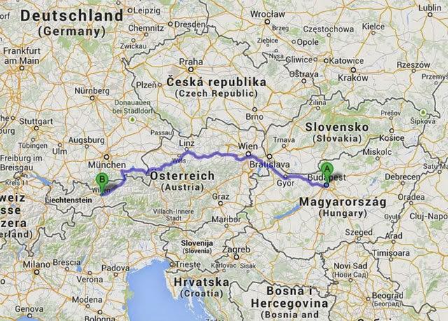 Passeando pelos Balcãs... rumo à Roménia! - Página 11 Budapeste+Innsbruck