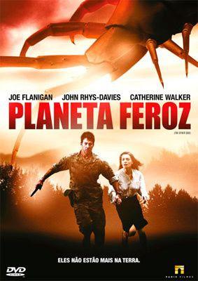 Planeta Feroz (Dual Áudio) DVDRip XviD