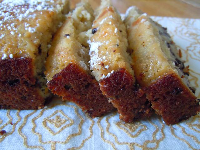 Figgy Recipes: weekend, and a lemon-blueberry yogurt cake